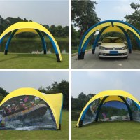 Printed Event Tents