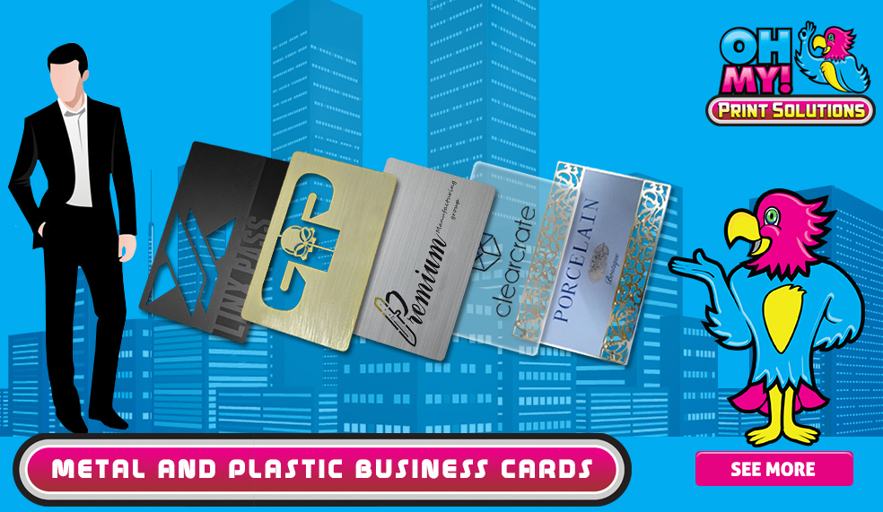Metal Business cards canada usa
