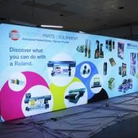 LED Lightbox for Tradeshows