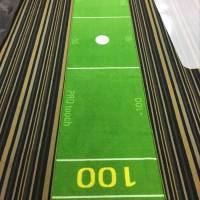 Printed Gold Mat
