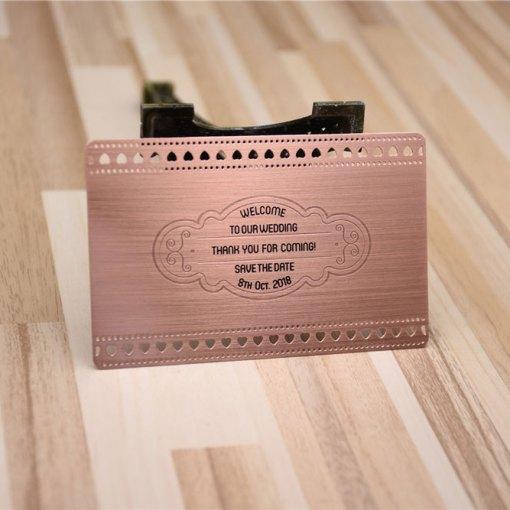 Rose-Gold-Brushed-metal-Cards