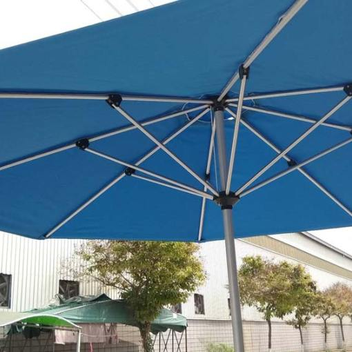 Blue-Restaurant-Patio-Umbrella