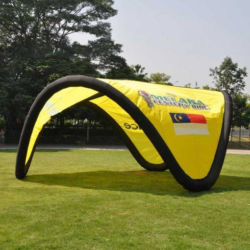 Custom-printed-Inflatable-V-Tent