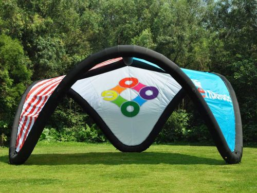 Inflatable Tents Canada