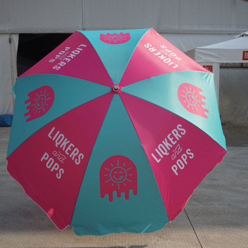 Customized-Umbrella-printing