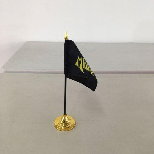 Desk-Flag-with-Gold-Base