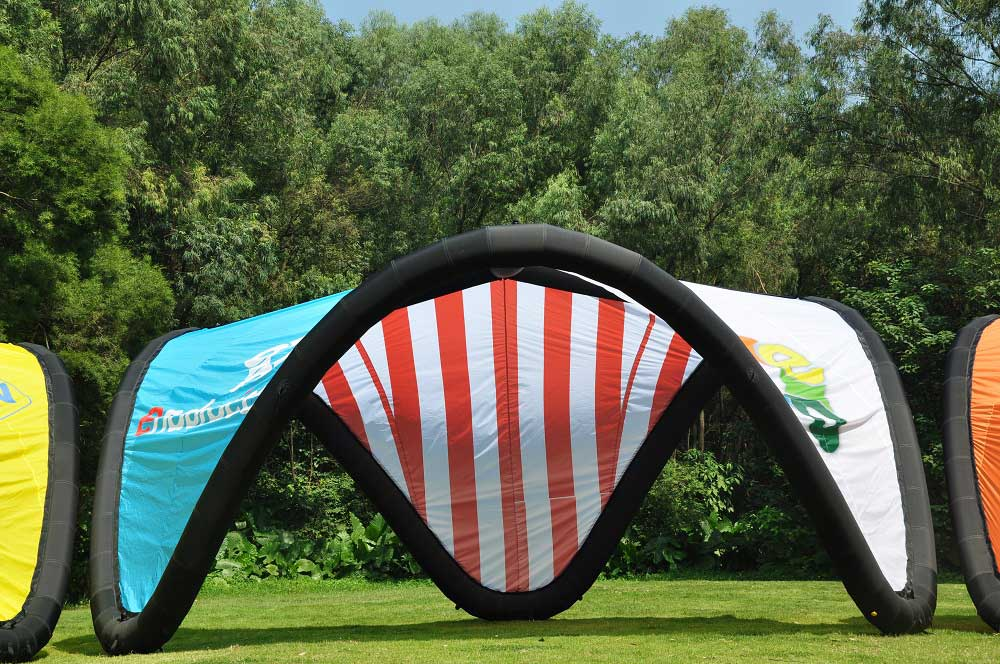 Inflatable V Tent Inflatable Furniture Inflatable Tube