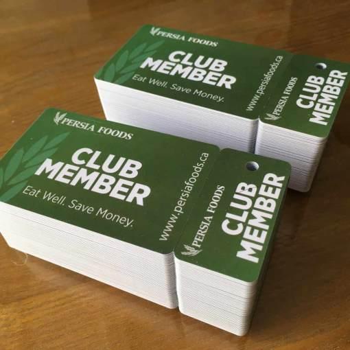 Printed-Membership-Cards