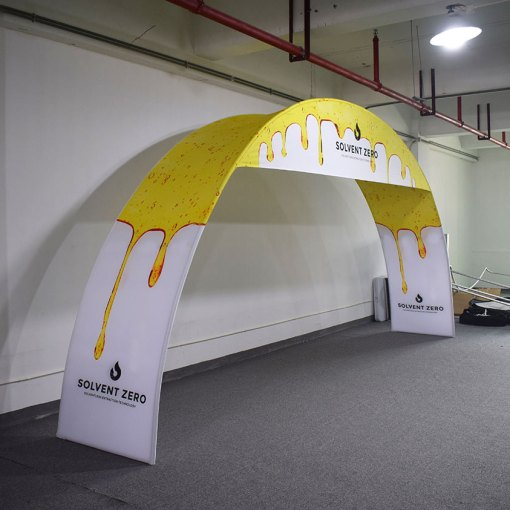 Customized-Arch-for-Tradeshow