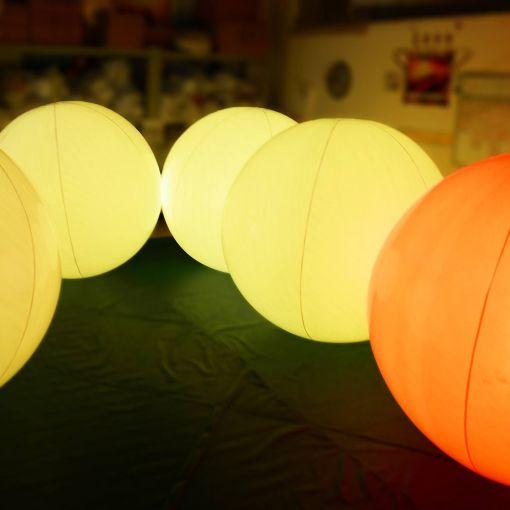 Inflatable-Glow-Balls
