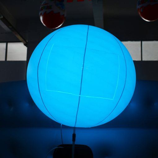 LED-Inflatable