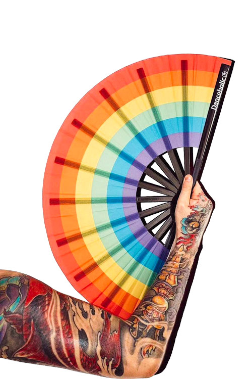 Large Sized Hand Fan