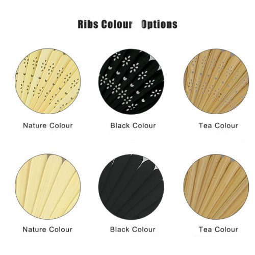 Bamboo Rib Colours