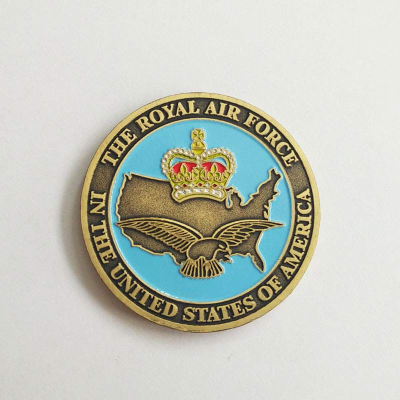 Custom Challenge Coins | Military Coins | Oh My Print Solution