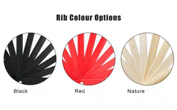 Kung Fu Rib Colours