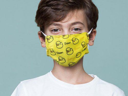 Fabric Masks for Children