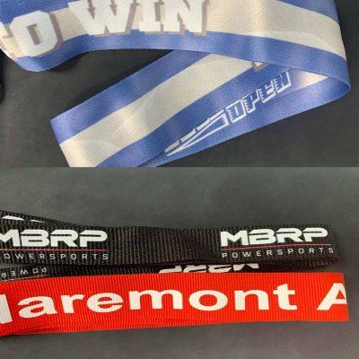 Ribbons and Lanyards for Award Medals