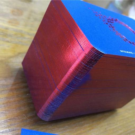 Red-Foil-Edge-Bsuiness-Cards