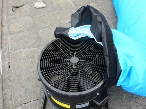 Fan Blower for Air Dancer