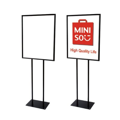 Bulletin-Sign-Holder