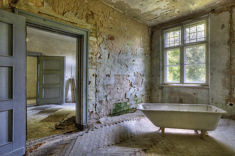papier peint photo wasteland 11