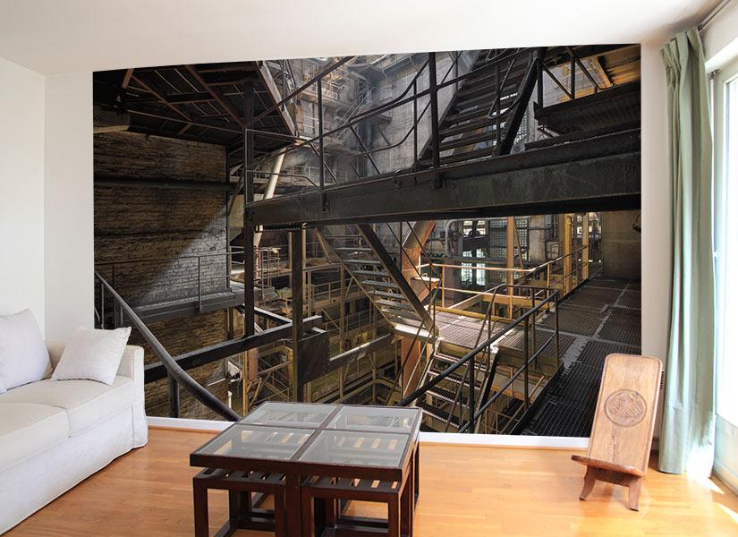 Papier Peint Original Amp Dcor Mural En Dition Limite Papier Peint Photo Wasteland 5