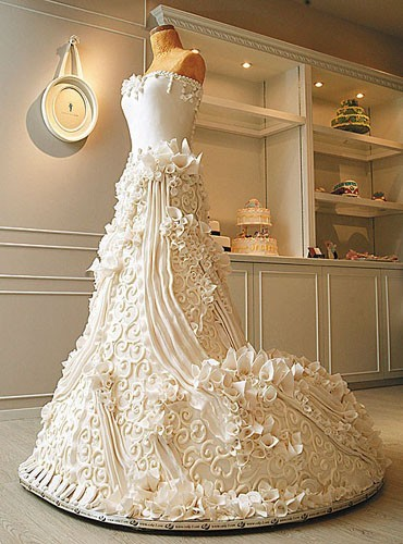 I'd Marry This Cake…