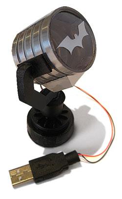 USB Batsignal