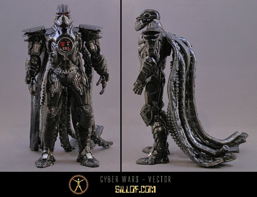 Star Wars Characters Re-Imagined (Toys)