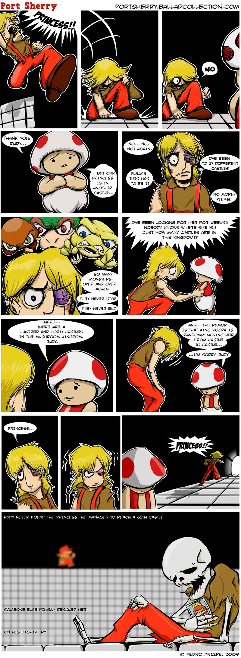 Pics photos funny princess peach pictures - The Unsung Hero Of The Mushroom Kingdom