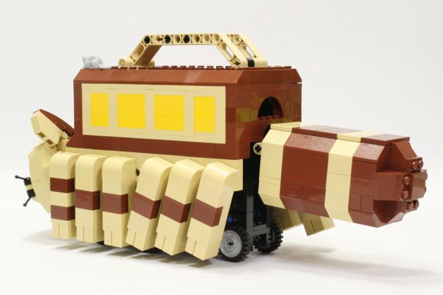 LEGO Catbus