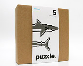 Shark Puxxle - The Pixel Puzzle