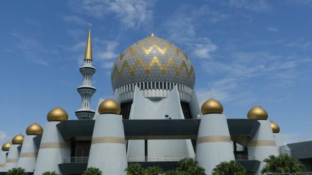 State Moschee in Kota Kinabalu