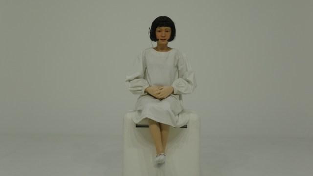 Tokyos Zukunft: Kunstinstallation Kodomoroid