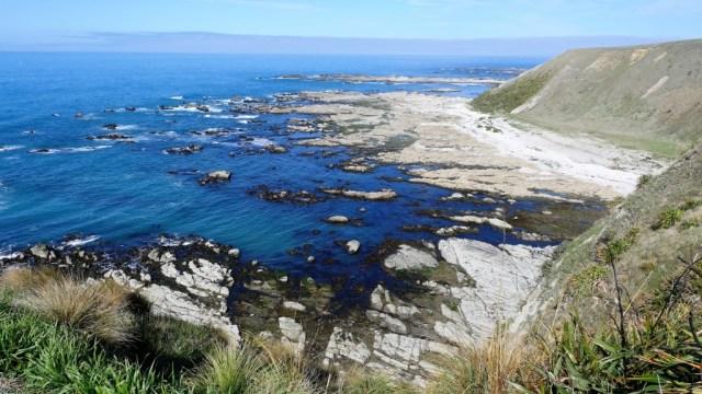 Halbinsel vor Kaikoura