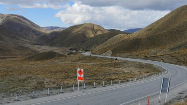 Lindis-Pass