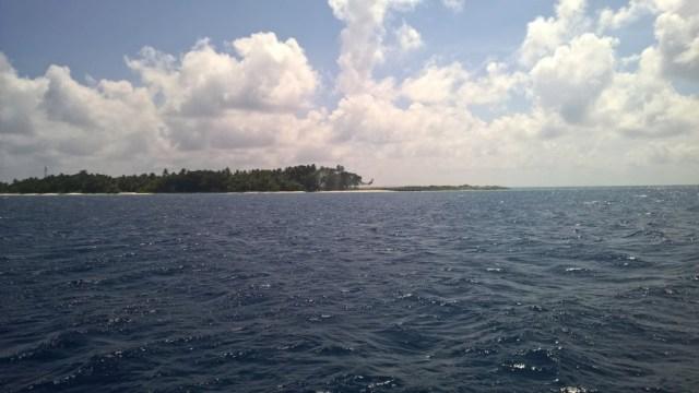 Resorts oder bewohnte Inseln: Dharavandhoo