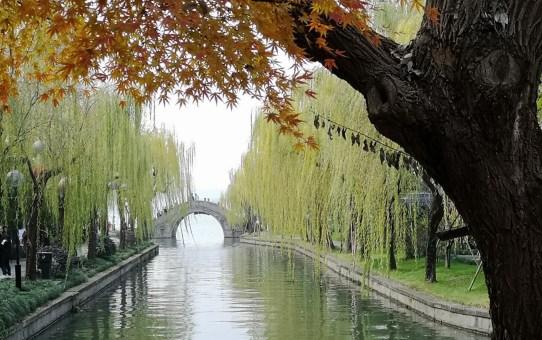 Hangzhou am Westsee – eine der schönsten Städte Chinas
