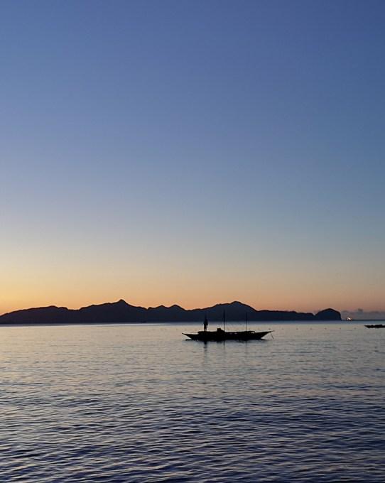 Island-Hopping in El Nido in Palawan