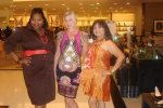 Nikka Shae, Amanda from Hello Stiletto, and Lisa looking fab