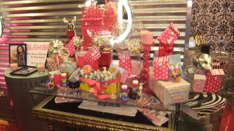 Sweet treats for all at the candy bar