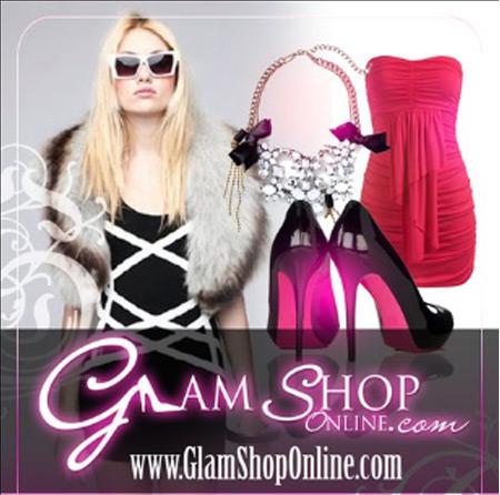 Glam Shop Online