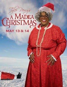 Madea Christmas Full Play.It S Christmas Time Madea Style Oh Nikka Top Atlanta Fashion