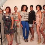 The Fashionistas strike a pose. Great event ladies!