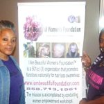 Annette Whitlock of Multiple Choices LLC and Angela Crawford of IABWF
