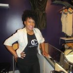 Crystal Griffin of Crystyles Boutique looking fab