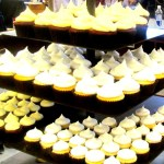 Cupcakes on display at Shop Atlanta
