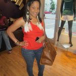 Fellow AA member (Accessories Anonymous) Rochelle James of Pritti Gemz