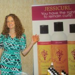 "Jessica McGuinty of Jessicurl demands that ""You have the right to remain curly!"""
