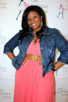 Chic Boutique Tour founder and CEO, Rosalynn Wilson